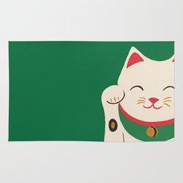 Lucky Cat Rug