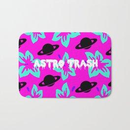 Astro Hibiscus Bath Mat