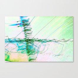 The Rush Aesthetic Canvas Print