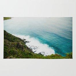 Makapuʻu Waves Rug