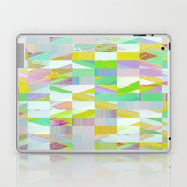 Pixel Dust Muted colors Laptop & iPad Skin
