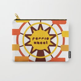 Ferris Wheel / Big wheel / park Carry-All Pouch