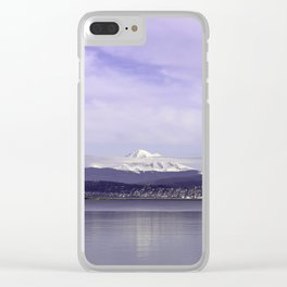 Bellingham from afar Clear iPhone Case