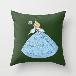 Glinda Upland Throw Pillow
