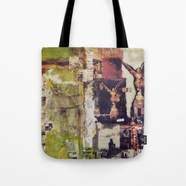 Tres Angeles Tote Bag