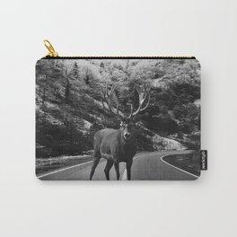 Deer Walker Road Carry-All Pouch