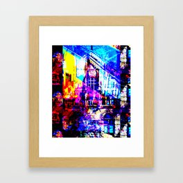 THE SIX MIX Framed Art Print