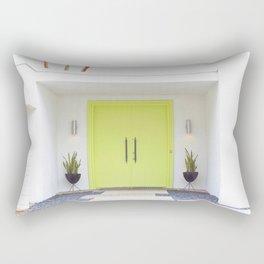 Lime Door Palm Springs Rectangular Pillow
