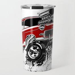 55 Gasser REV-3 RED Travel Mug