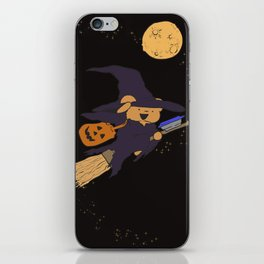 The Best Ber Halloween Witch 2015 iPhone Skin