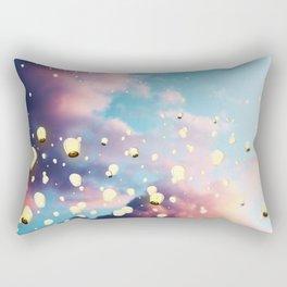 The Soul's Journey Rectangular Pillow