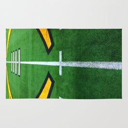 Rugby playing field Rug
