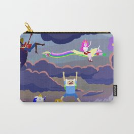 AT character spread Carry-All Pouch