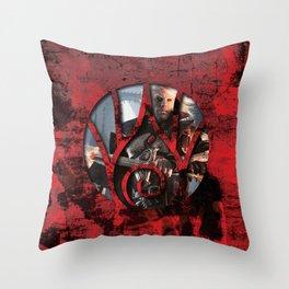 Sorin Markov the Blood Bender Throw Pillow