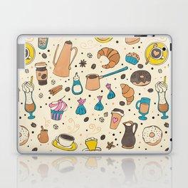 Spicy coffee Laptop & iPad Skin
