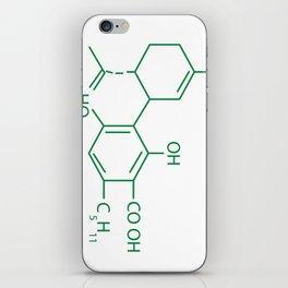 Cannabis Chemistry: CBD iPhone Skin