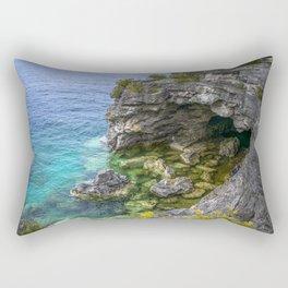 The Grotto Rectangular Pillow