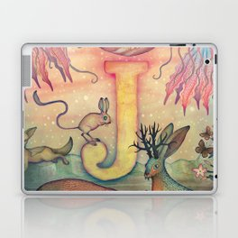 'J' is for... Laptop & iPad Skin