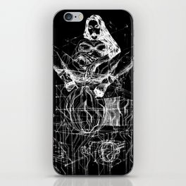 Passion & Tension. Invert iPhone Skin
