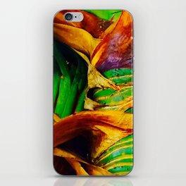 Pandanus in the Tropics iPhone Skin