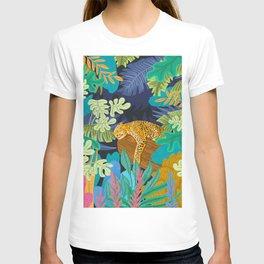 Sleeping Panther T-shirt