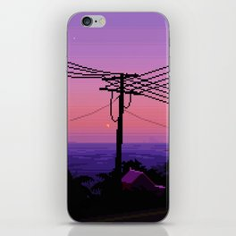 Sleepwalking iPhone Skin