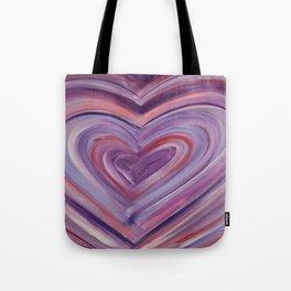 Heart Love Portal  Tote Bag