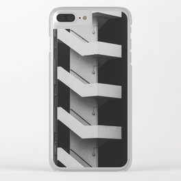 Emergency Escape Clear iPhone Case