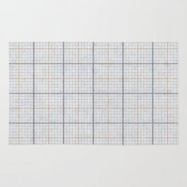 Millimeter Paper Rug