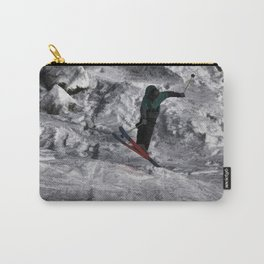 Mountain Air  - Skier Carry-All Pouch