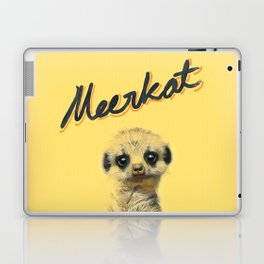 Meerkat | Yellowcard NO.1 Laptop & iPad Skin