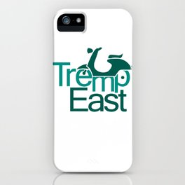 Tremp East iPhone Case