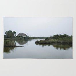 Peaceful lagoon #2 Rug