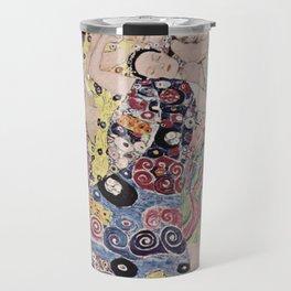 Gustav Klimt - The Maiden Travel Mug