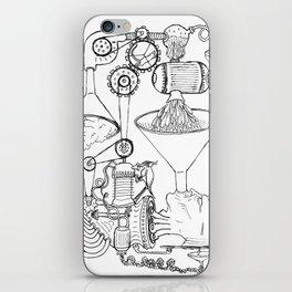 Pampludex #1 iPhone Skin