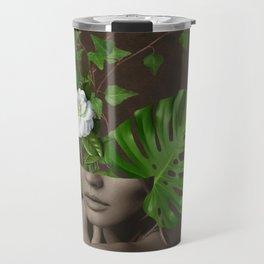 Tropical Girl 1 Travel Mug