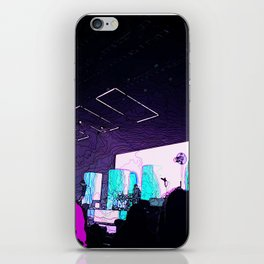 """""""Musically Inclined"""" iPhone Skin"""