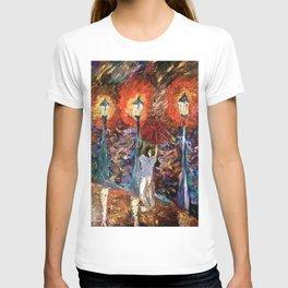 You light up my rain T-shirt