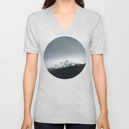 Mt. Hood x Oregon Unisex V-Neck