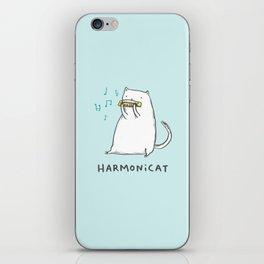 Harmonicat iPhone Skin
