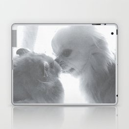 Peace, Love, Empathy Laptop & iPad Skin