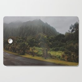 Rustic Mountains Cutting Board