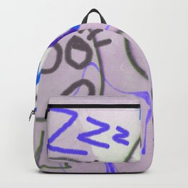 Txt me plzz Backpack