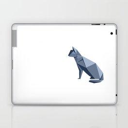 Origami Cat Laptop & iPad Skin