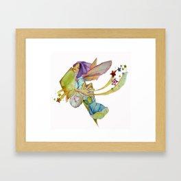 FEEL THAT WAY  Framed Art Print