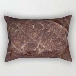 Beef Jerky Rectangular Pillow