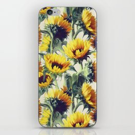 Sunflowers Forever iPhone Skin