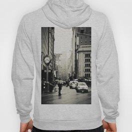 New York City - 5th Avenue in the Rain Hoody