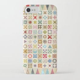 Jane's Addiction to Quilting iPhone Case