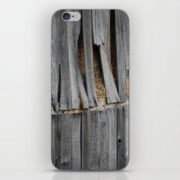 Break. iPhone Skin